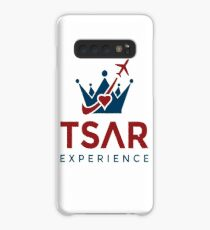 Tsar Experience Logo sans Circle design Case/Skin for Samsung Galaxy