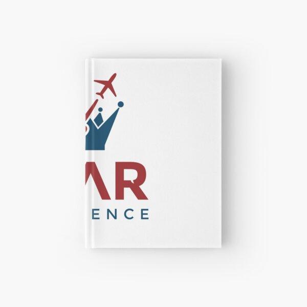 Tsar Experience Logo sans Circle design Hardcover Journal