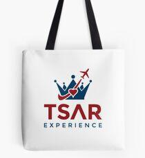 Tsar Experience Logo sans Circle design Tote Bag