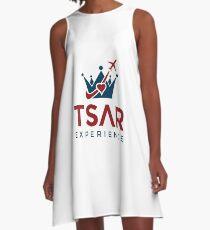 Tsar Experience Logo sans Circle design A-Line Dress