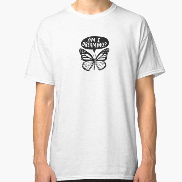 Dreaming Butterfly Classic T-Shirt