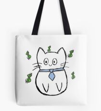 Meesh - Money/Work Tote Tote Bag
