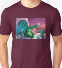 The Knight, The Princess and The Dragon T-Shirt