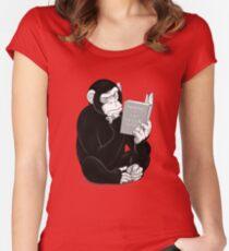 Camiseta entallada de cuello redondo Origin of Species