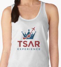 Tsar Experience Logo sans Circle design Women's Tank Top