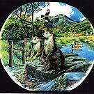 Snowdonia and Otters. by Robert David Gellion