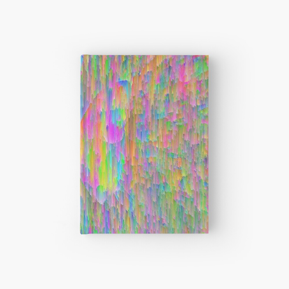 Abstract butterfly Hardcover Journal