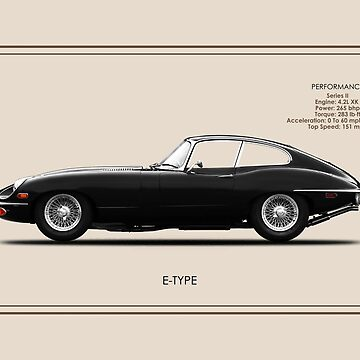 The Series 2 E-Type by rogue-design