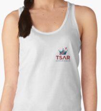 Tsar Experience Logo sans Circle (small) design Women's Tank Top