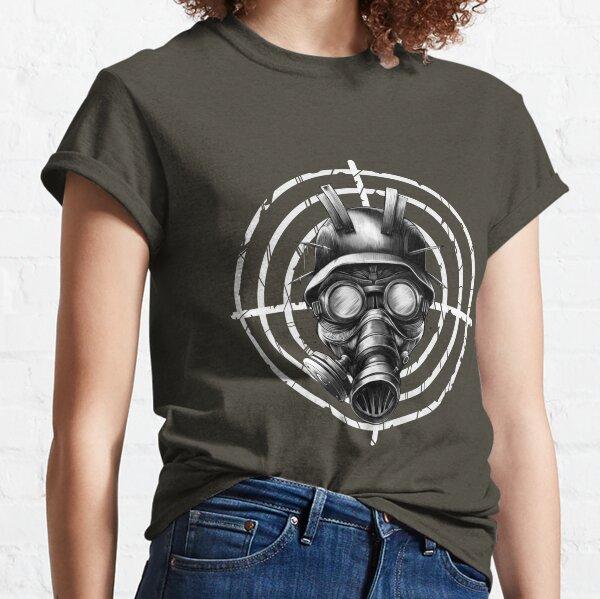 Masque à gaz T-shirt classique
