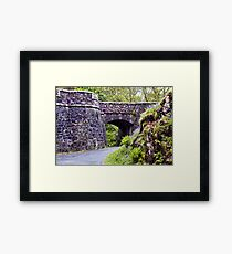 Dunvegan Castle Wall Framed Print