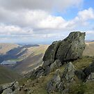Red Screes by mikebov