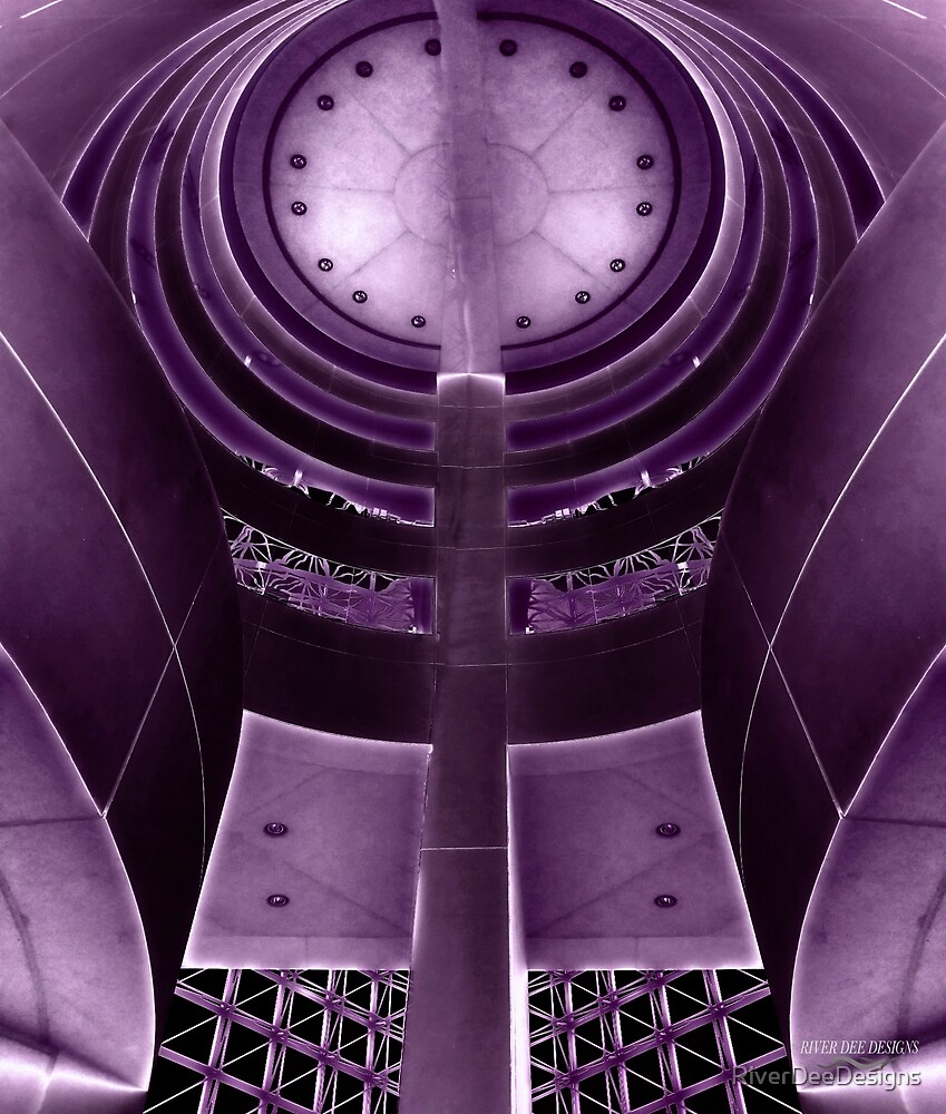 Royal Hall of the Prime Directive  by RiverDeeDesigns
