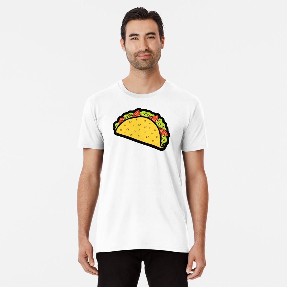 Es ist Taco Zeit! Premium T-Shirt