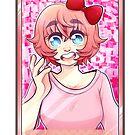 Sayori's Phone by darkmagicswh