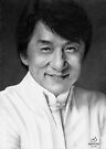 Jackie Chan II by Wieslaw Borkowski Jr.