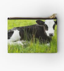 Happy In The Green Grass... Studio Pouch