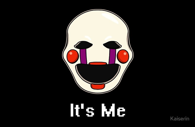 five nights at freddy s   fnaf 2   puppet   it s me