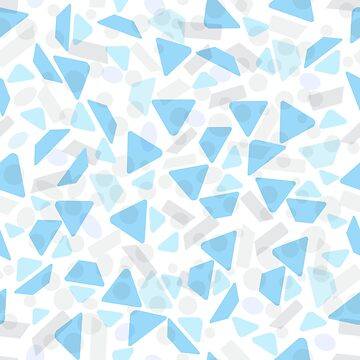 Seamless geometric pattern. Abstract background. by aquamarine-p