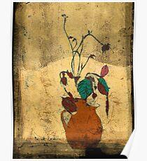 bouquet sordide fresco  Poster