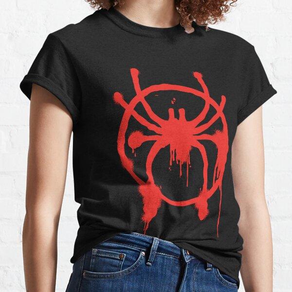 Miles Morales Spider Logo Classic T-Shirt