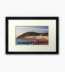 Lámina enmarcada Aberystwyth, Gales.