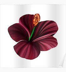 Best Fantasy Flower Poster