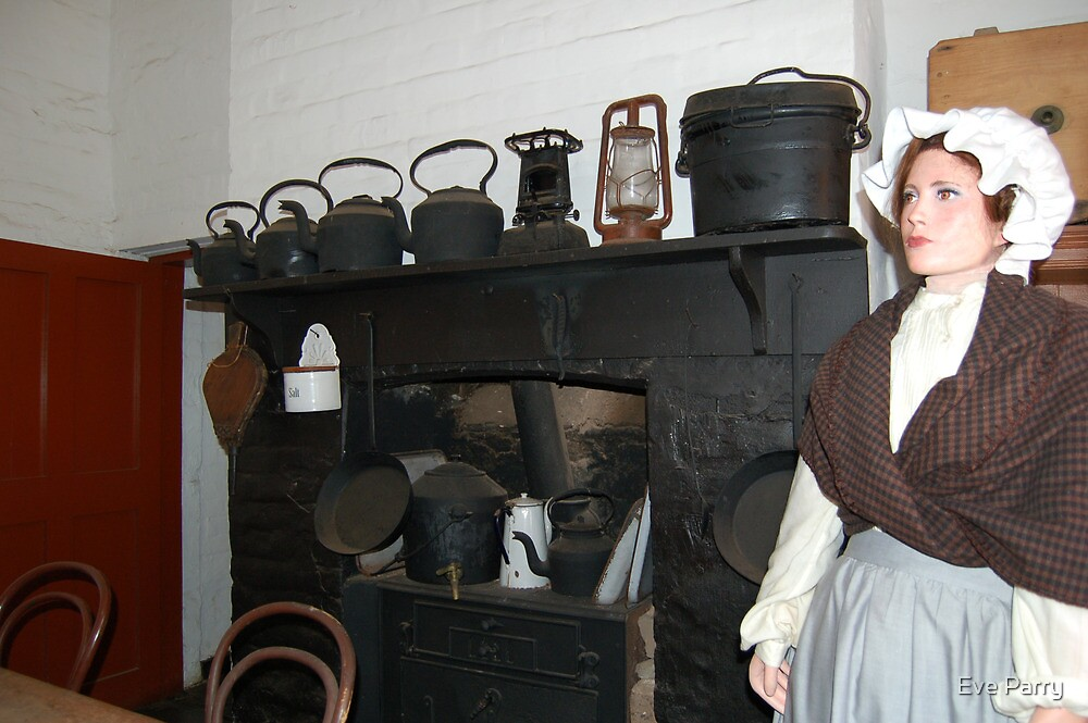 Albany Convict Gaol Museum by Eve Parry