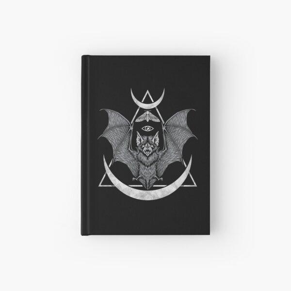 Occult Bat Hardcover Journal