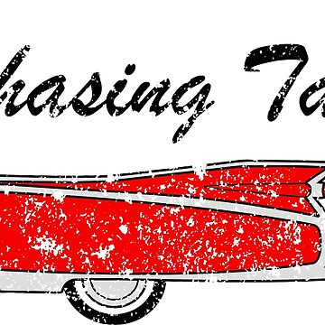 chasing tail classic cars by B0red