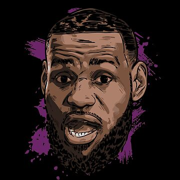 King James LA 23 by BonafideIcon