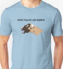 Goats Yelling Like Humans Unisex T-Shirt