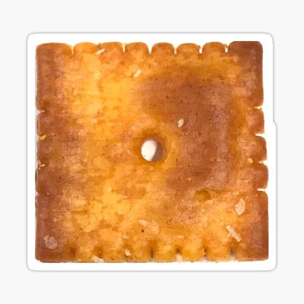 Extra Toasty Cheez It Sticker