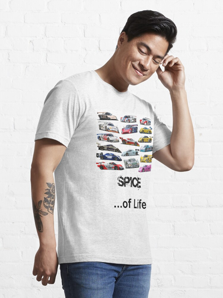 Alternate view of Spice of Life Essential T-Shirt