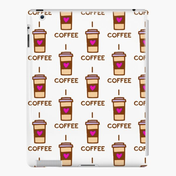 I love Coffee iPad Snap Case