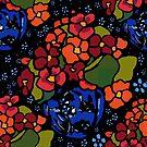 Nasturtiums by printsisters