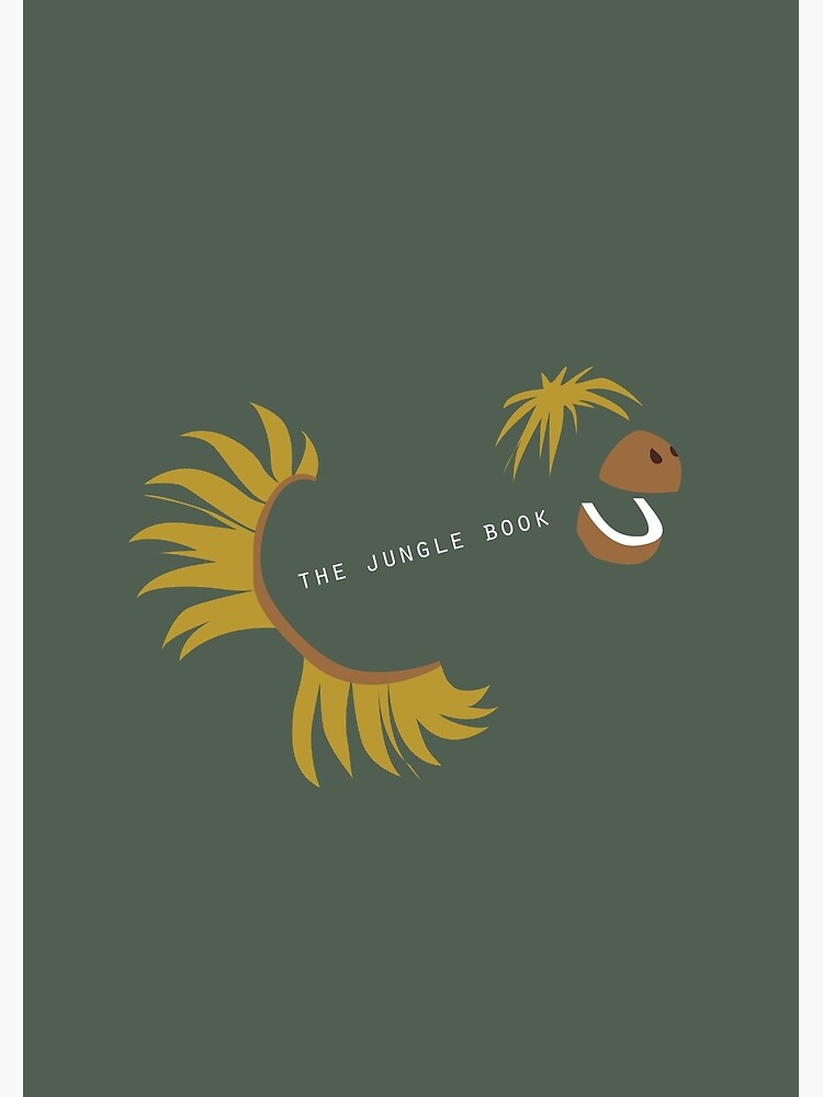 The Jungle Book - Alternative Movie Poster by MoviePosterBoy