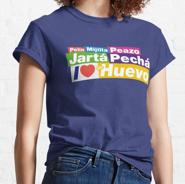 MALAGA PECHA Camiseta clásica