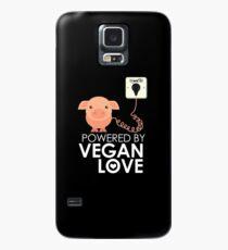 Funda/vinilo para Samsung Galaxy VeganChic ~ Desarrollado por Vegan Love