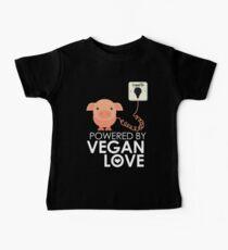 Camiseta para bebé VeganChic ~ Desarrollado por Vegan Love