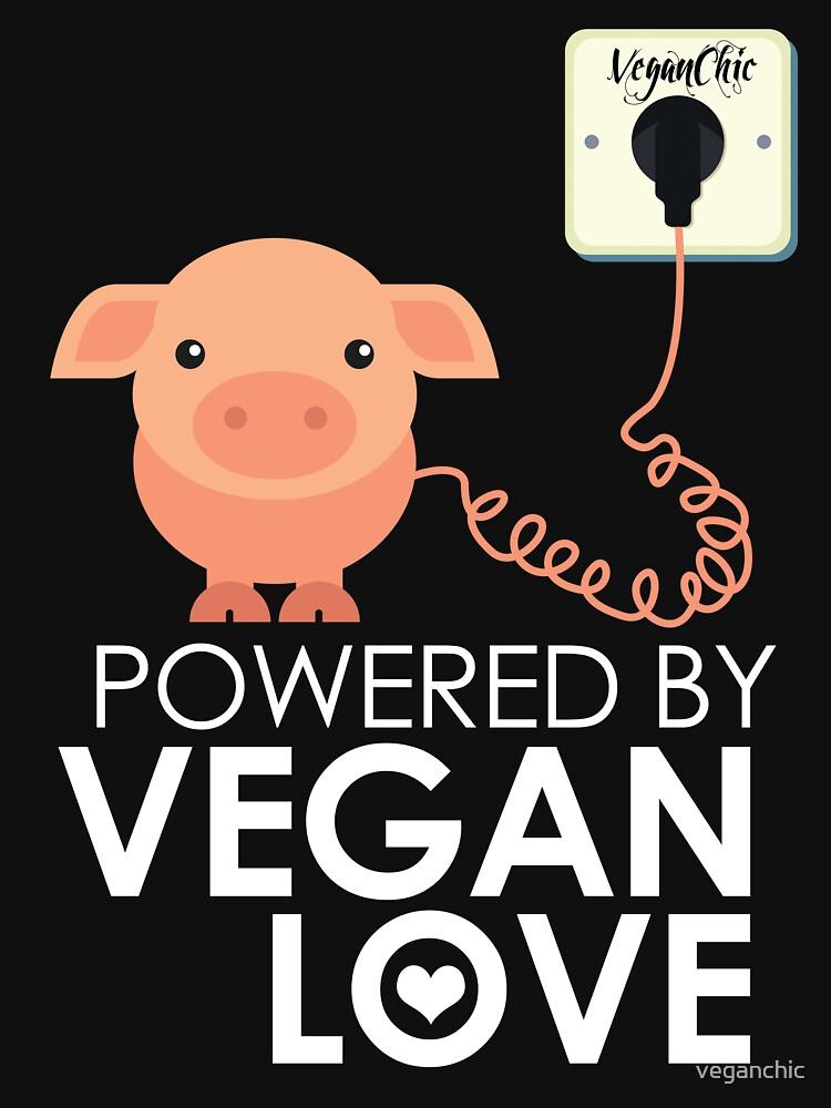 VeganChic ~ Powered By Vegan Love by veganchic