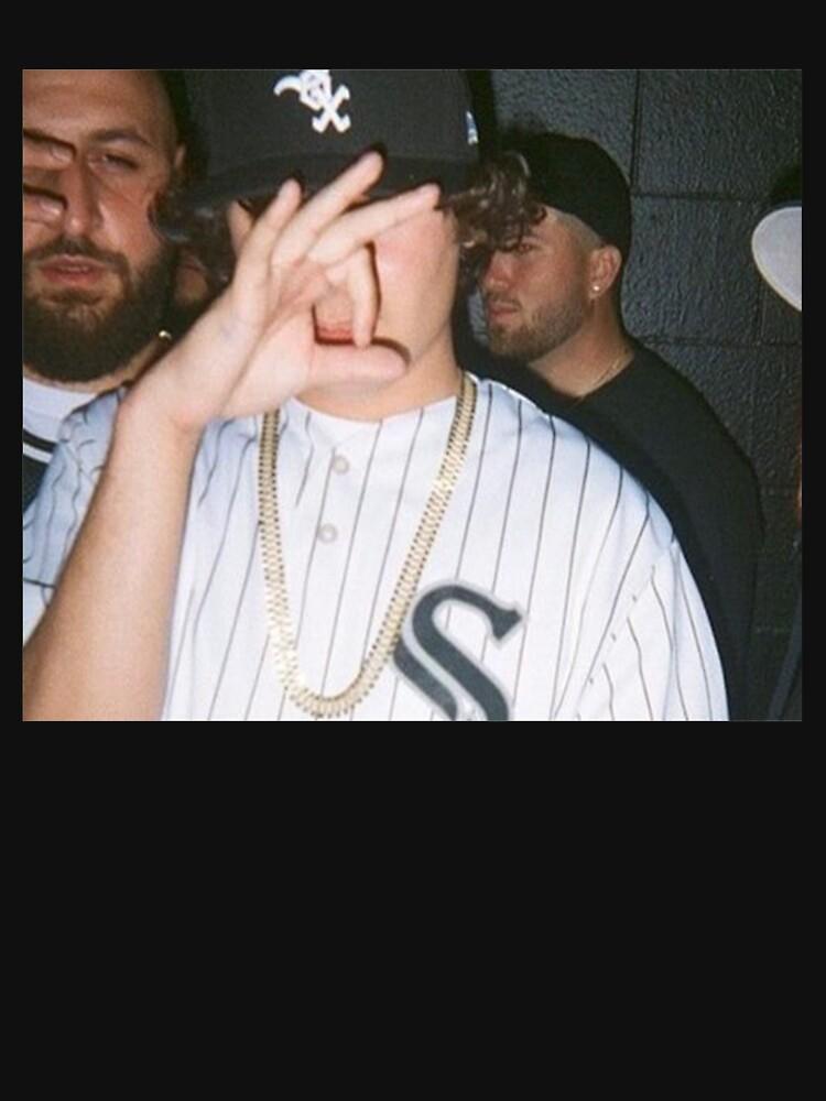 Küstenlinie Mafia Musty Ohgeesy Fenix Flexin SOB RBE Rob Vicious Rap Hip Hop-Falle LA Design von godtiermeme