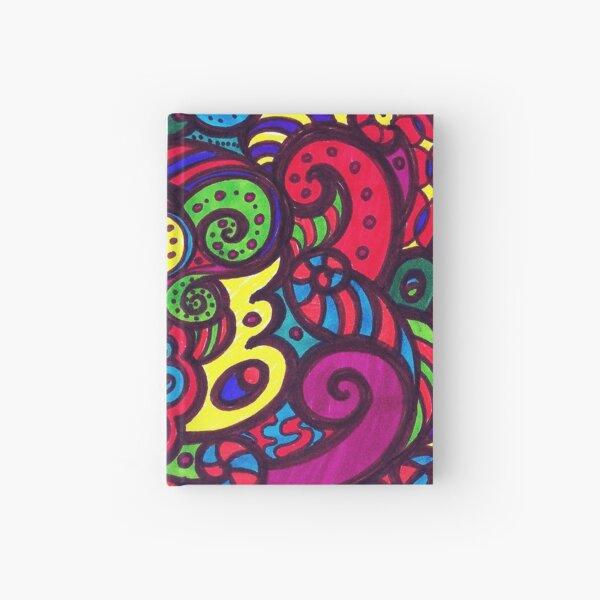 Eye Paint Hardcover Journal