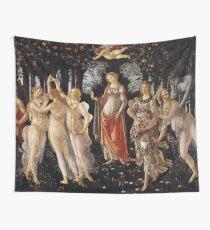 Sandro Botticelli's Primavera Wall Tapestry
