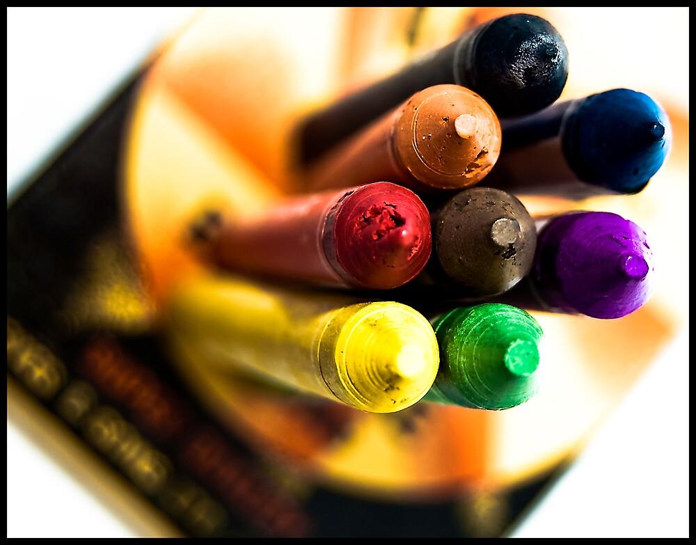 Colors 2 by Mark David Barrington