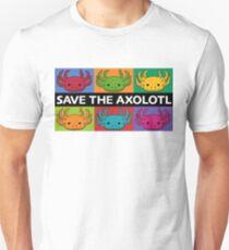 Save the Axolotl Unisex T-Shirt