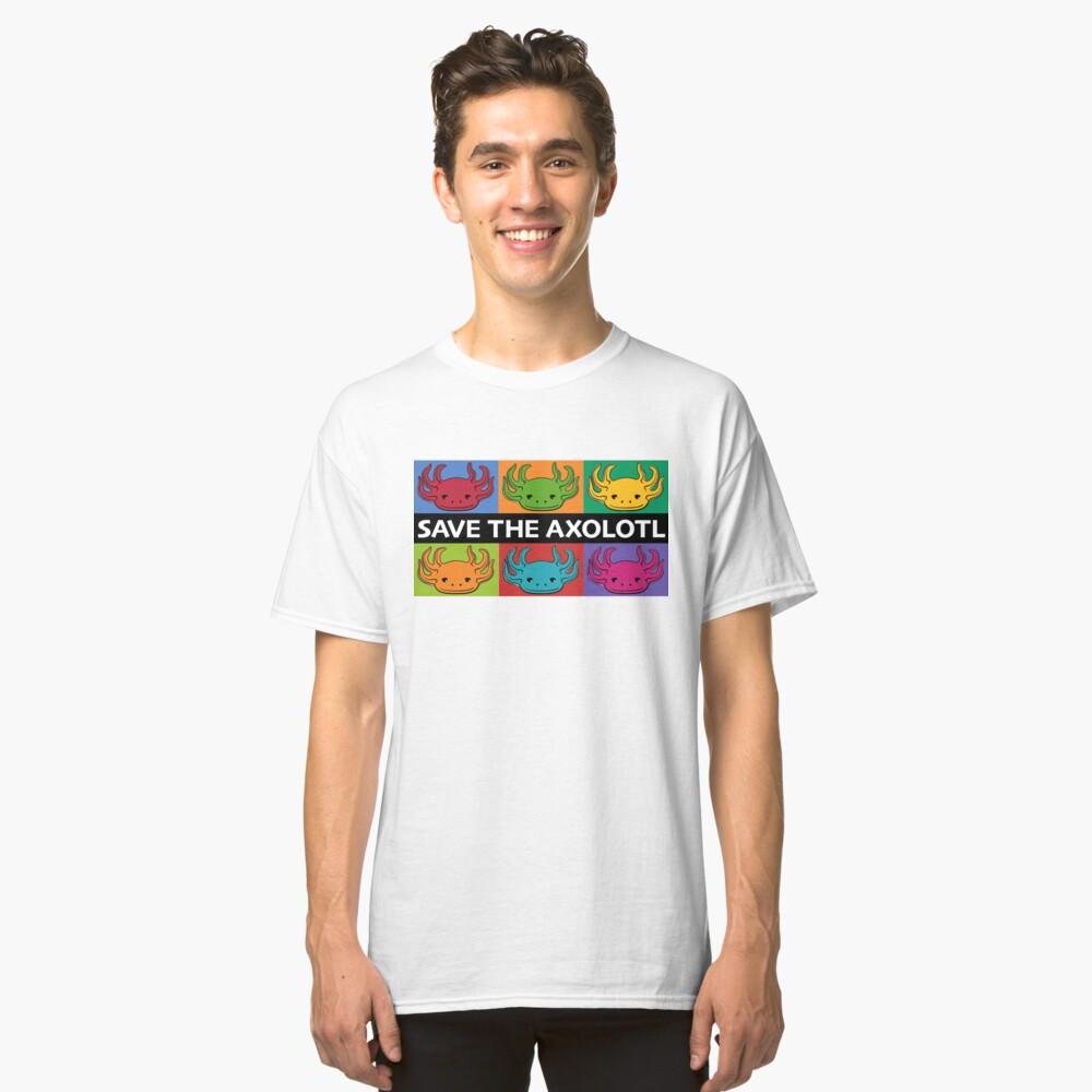 Save the Axolotl Classic T-Shirt