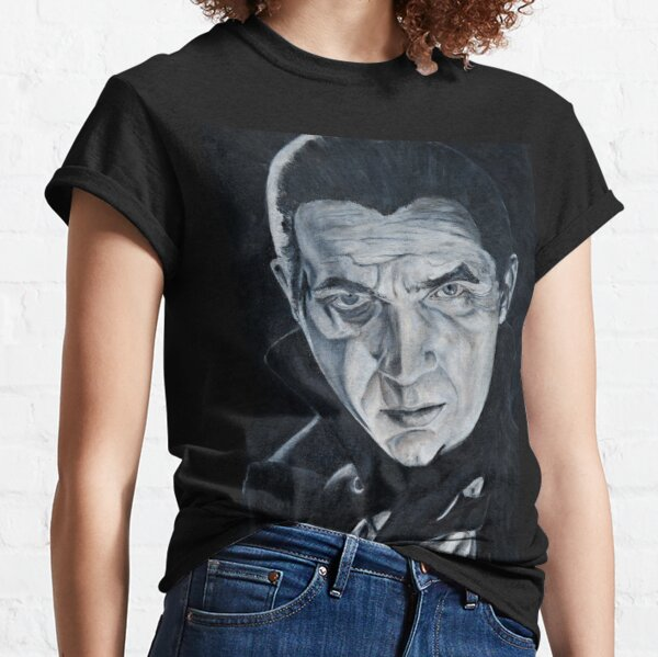 Dracula in Oils Classic T-Shirt