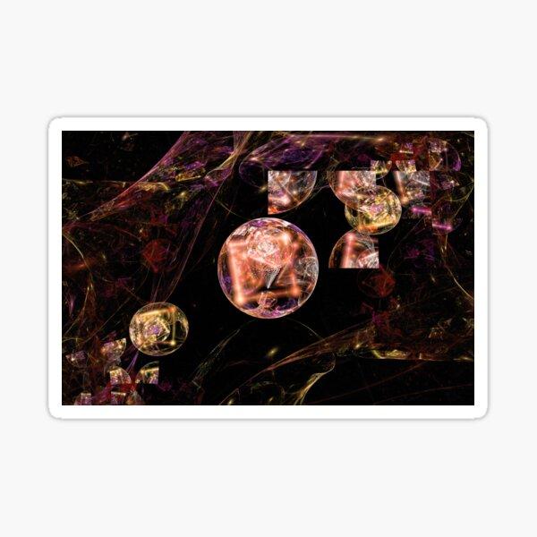 Orbs of Infinity Sticker