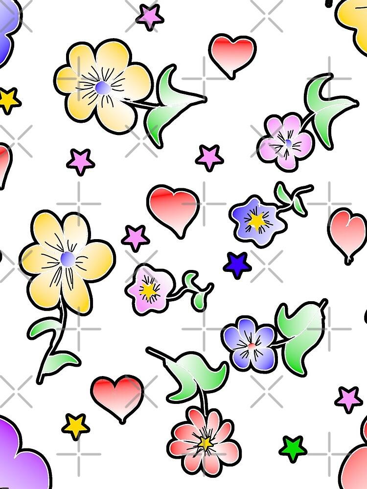 Blumen Fun von Ellesson
